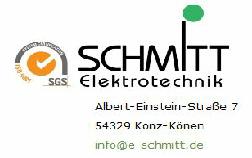 Schmitt Elektrotechnik