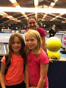 TCR Jugend auf Tuchfühlung mit Tennisstars